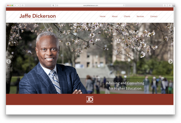 Jaffe Dickerson website