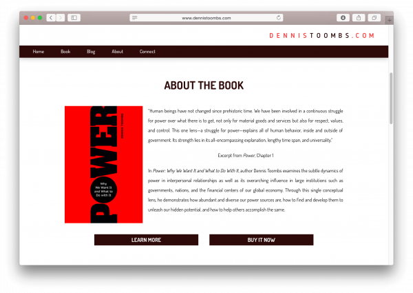 Power book website